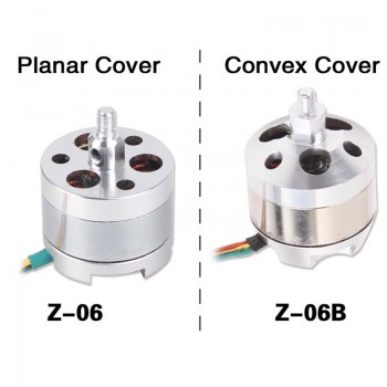 Brushless motor (planar cover)(WK-WS-28-008C) for Walkera QR X350 PRO