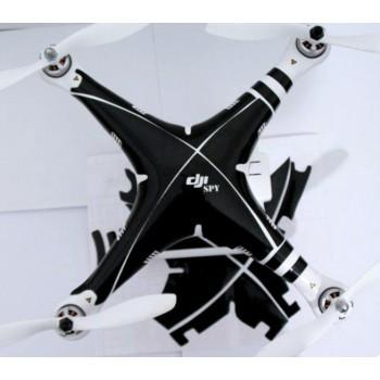 Black sticker for DJI Phantom 2 Vision