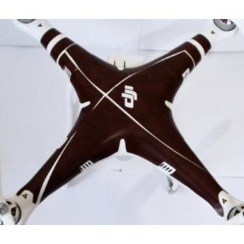 Leather like sticker for DJI Phantom 2 Vision