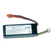 Литиево-полимерна батерия (11.1 V, 2200 mAh, 25C) - Walkera QR X350