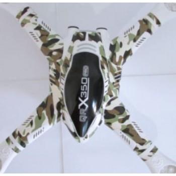Army like sticker for Walkera QR X350/QR X350 PRO