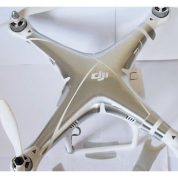 Silver sticker for DJI Phantom 2 Vision